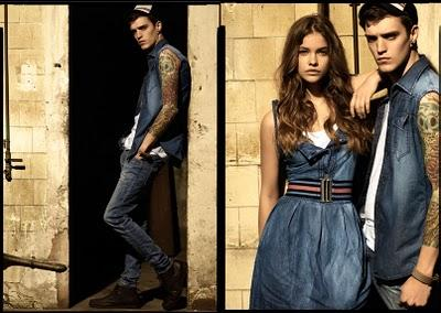 PULL & BEAR APUESTA POR EL VAQUERO. / PULL & BEAR GOES FOR DENIM.