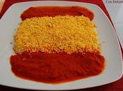 Badera Española, primer plato