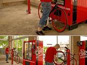 Máquina expendedora repuestos bicicleta