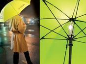 Paraguas linterna