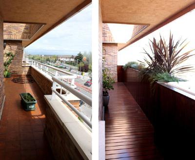 Dise o de jardines fotos del antes y despu s paperblog - Reformas de terrazas ...
