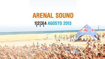Arenal Sound 2013: The Sounds Of Arrows y Ra Ra Riot son Baja, Hidrogenesse y The Royal Concept se Incorporan