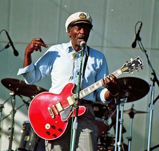 Chuck Berry, la figura más influyente en el Rock and Roll