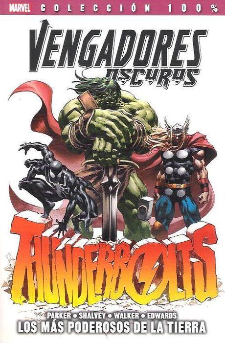 Critiquita 395: Vengadores Oscuros nº 1, J. Parker et al., Marvel-Panini 2013