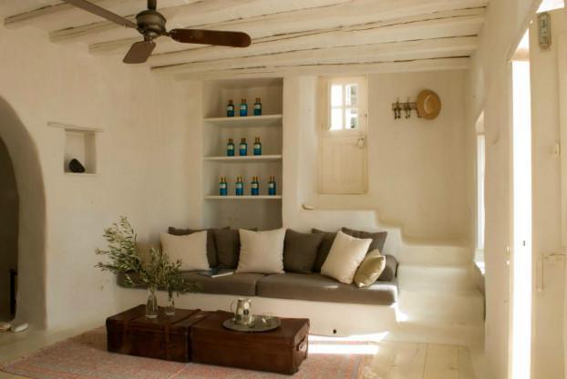 Una casa tradicional griega paperblog for Casas en islas griegas