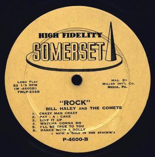 El primer grupo de Rock de la historia y la primera canción