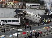 Tragedia ferroviaria Santiago