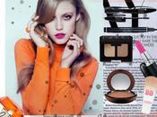 Pink lips, orange ring **look maquillaje**