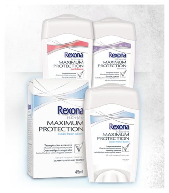 Contra la humedad y el mal olor rexona maximum protection - Contra la humedad ...