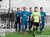 Real Madrid presentó segunda camiseta para temporada 2013/14