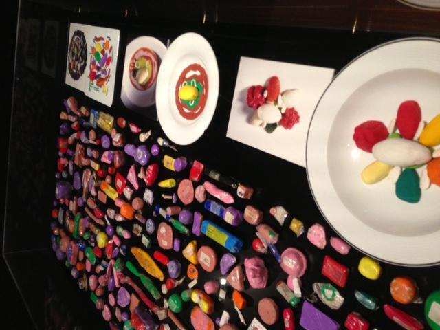 El bulli ferr n adri y el arte de la comida paperblog for Ferran adria comida