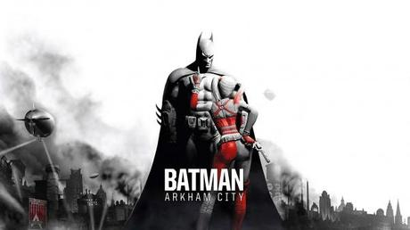 batman arkham city banner