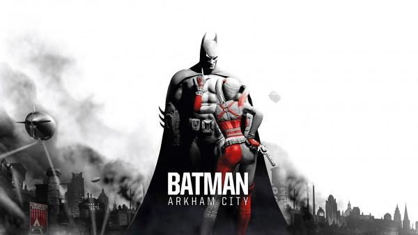 batman arkham city banner