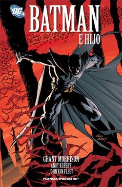 Batman e hijo Tomo 1 Grant Morrison