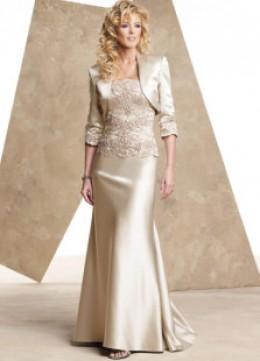 Vestidos elegantes madre de la novia
