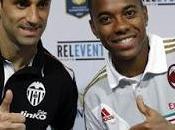 """Robinho: """"Jugar contra Valencia difícil pero queremos ganar"""""""
