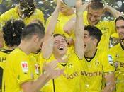 4-2. Dortmund arrebata supercopa alemana Bayern Guardiola