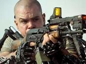 Matt Damon enfrenta robot nuevo clip 'Elysium'