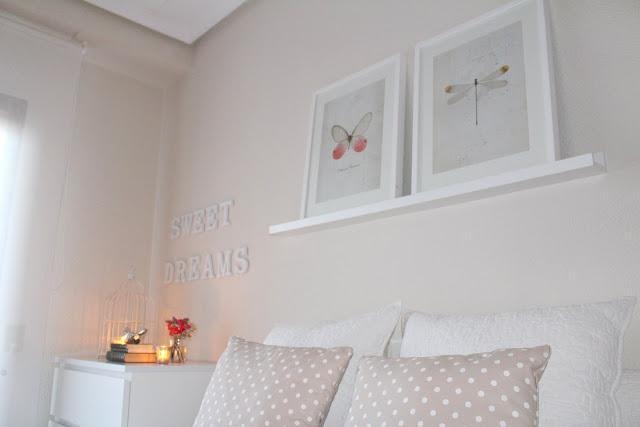 Y asi hicimos el dormitorio de invitados low cost paperblog - Habitacion de invitados ...