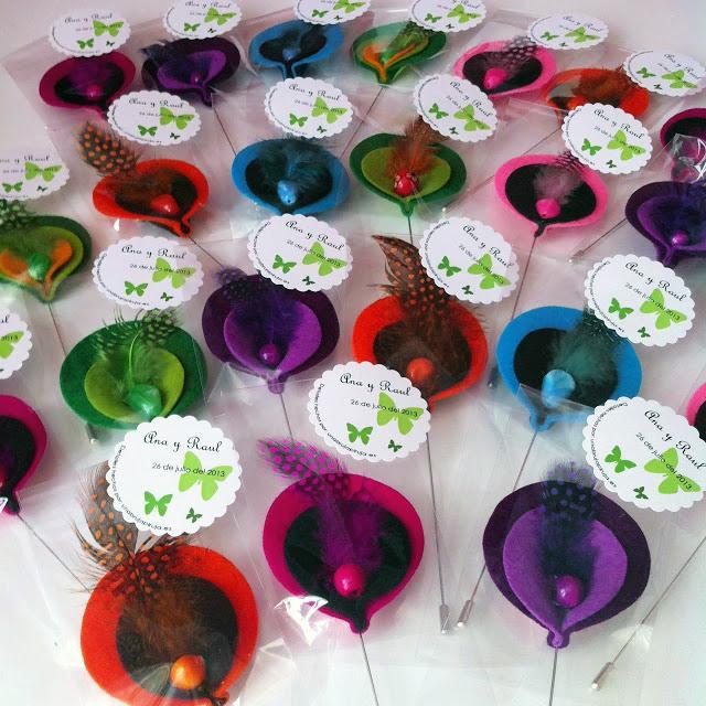 Detalles de boda conjuro de color paperblog - Detalles para los invitados de boda ...