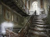 Lugares abandonados...