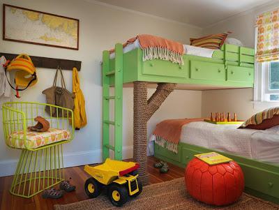 Dormitorios infantiles rusticos paperblog - Dormitorios infantiles originales ...