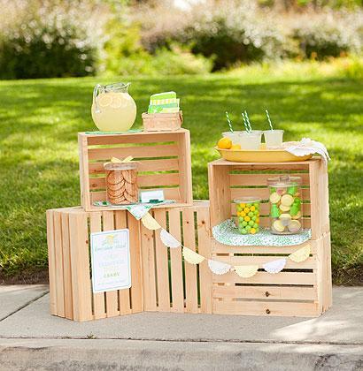 Decora con cajas de fruta paperblog - Caja fruta decoracion ...