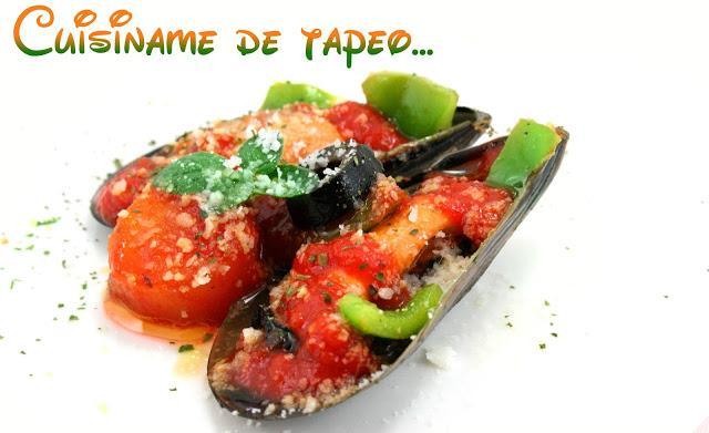 Aperitivos y tapas saludables aperitivos de mejillones for Tapas faciles y buenas