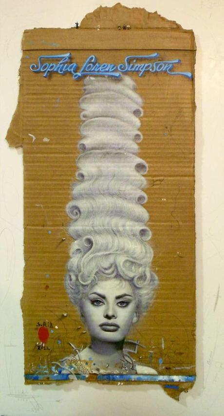 nuncalosabre.Pinturas - Mario Soria