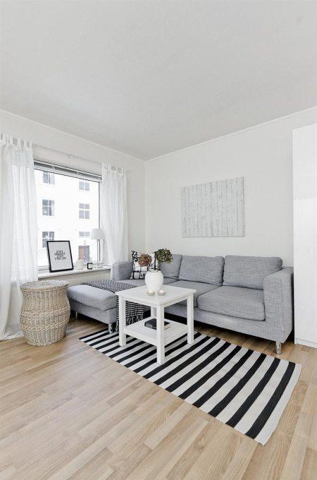Estudio de 31m decorado con mucho estilo paperblog for Ikea decoracion de interiores