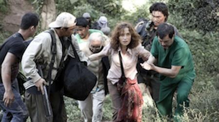 """""""Cautiva (Captive)"""": Una pesada crónica de muerte"""