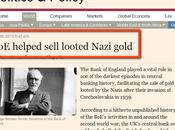 años después aparece complicidad banco inglés Hitler
