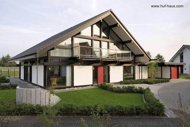Prefabricadas en distintos pa ses paperblog - Casas prefabricadas alemania ...