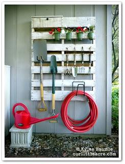 Pal pallet reciclaje decoracion hogar paperblog - Reciclaje jardineria y decoracion ...