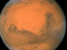 nuevo Marte