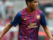 Jona Santos recibió confianza 'Tata' queda Barcelona