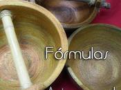 Fórmulas artesanales Parte