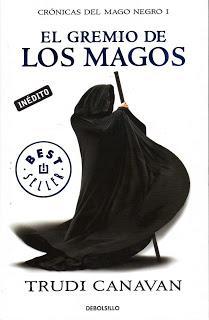 Crónicas del Mago Negro 01: El Gremio de los Magos