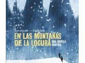montañas locura Lovecraft)
