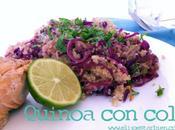 Receta: Quinoa