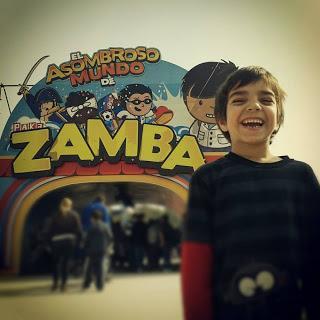 El asombroso musical de zamba con san mart n paperblog for El asombroso espectaculo zamba