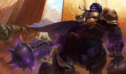 Jax Nemesis Splash thumb Nuevas rebajas en personajes y skins de League Of Legends