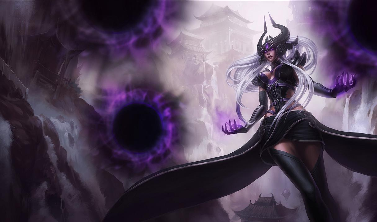Syndra Splash Nuevas rebajas en personajes y skins de League Of Legends