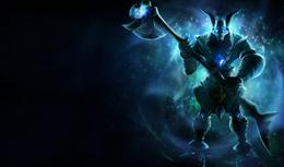 Nasus Galactic Splash thumb Nuevas rebajas en personajes y skins de League Of Legends