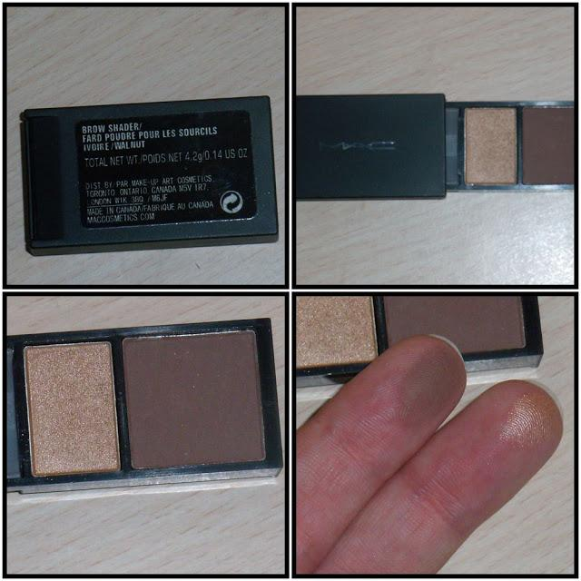 #Review# Brow Shader - MAC (Imitación de Buyincoins)