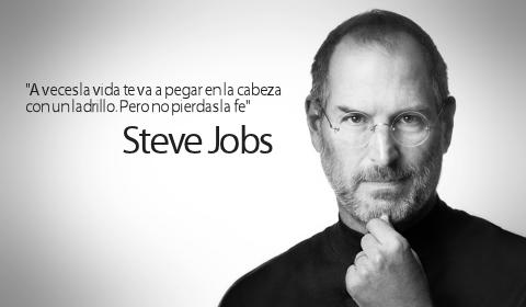 Para Innovar Con Inteligencia Y Pasión Frases De Steve Jobs