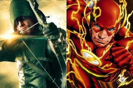 Flash Aparecerá en la Segunda Temporada de Arrow