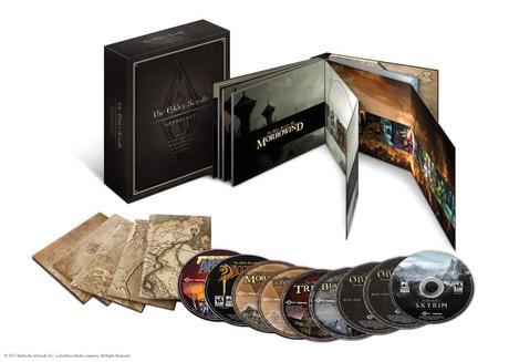 MJCGivq Imgur 1024x729 The Elder Scrolls Anthology, la colección completa está al llegar