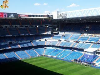 Madrid con niños (I): el Santiago Bernabéu