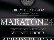Maratón Benéfico Kirios Adrada Favor Fundación Vicente Ferrer 10-11/08/13